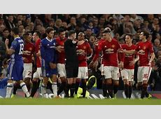 Manchester United fined for failing to control players at
