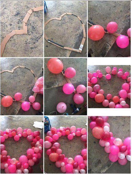 heißluftballon basteln geschenk die besten 25 luftballons ideen auf