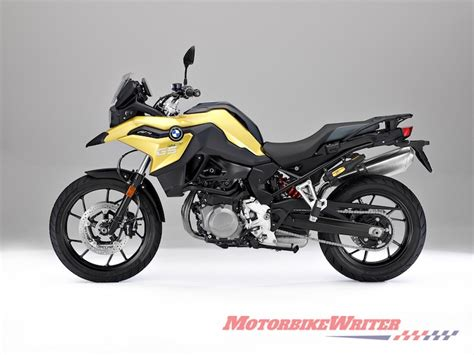 Bmw F 850 Gs Modification bmw add f 850 gs and f 750 gs motorbike writer