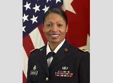 Hillary Crosley Madison's Maj Gen Marcia Anderson on