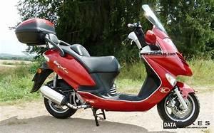 2005 Kymco Grand Dink 150