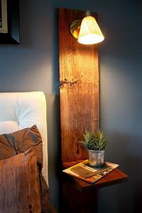 16 Beautiful and Inexpensive DIY Wood Lamp Designs to