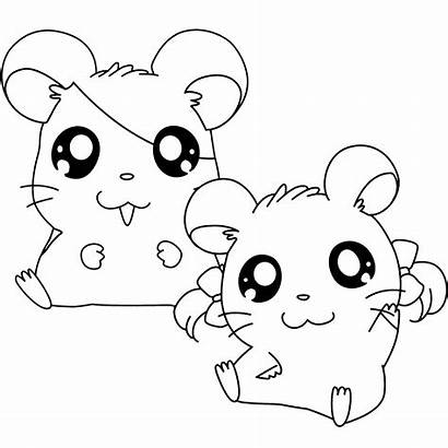 Coloring Pages Summer Printable Cuddly Says Rats