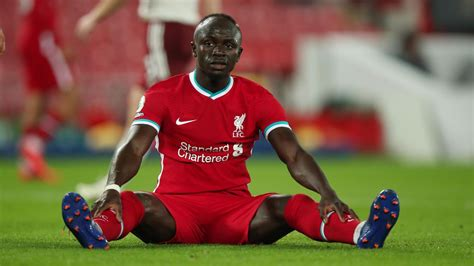 Liverpool forward Sadio Mane tests positive for Covid-19 ...