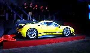 Ferrari 488 Challenge : ferrari 488 challenge will take turbos to the track ~ Medecine-chirurgie-esthetiques.com Avis de Voitures