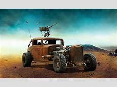 Mad Max Fury Road, le auto del film rifatte con il Lego