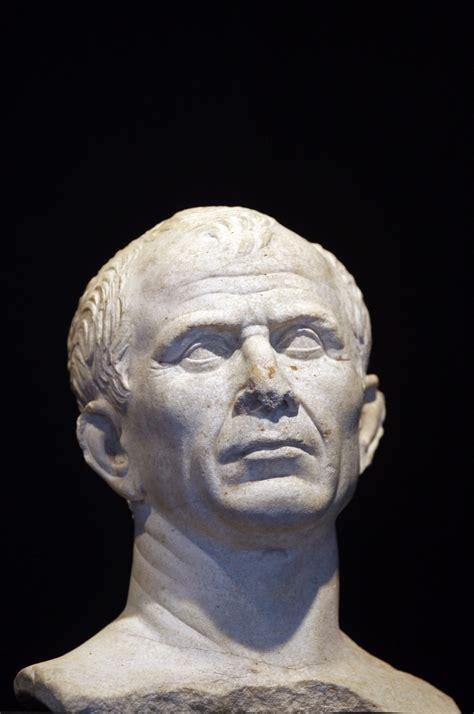 ancient rome julius caesar suffered mini strokes