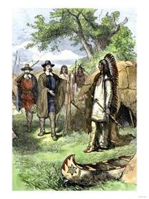 Plymouth Colony Native Americans