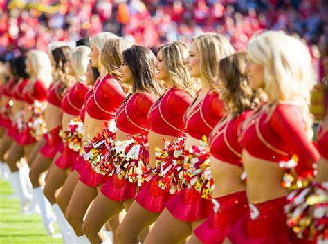 kansas city chiefs cheerleaders   week