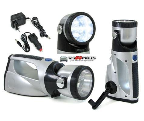 promo le torche led dynamo rechargeable 12v 220v 29 90 accessoires auto pi 232 ces auto