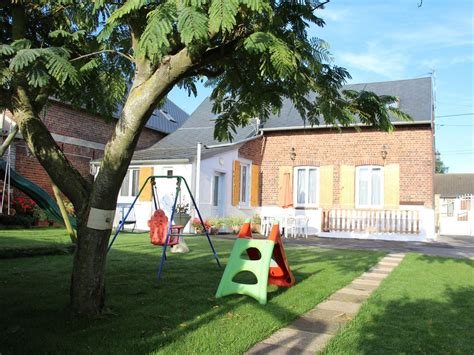 Cottage With Games Room And Gym In Omiécourt 1049822