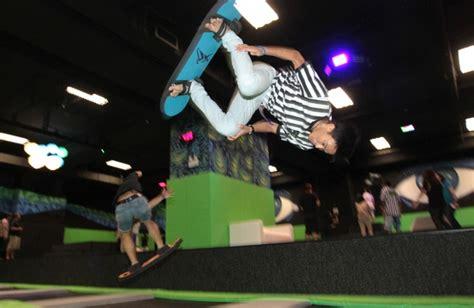 hong kongs  trampoline park ryze  bound