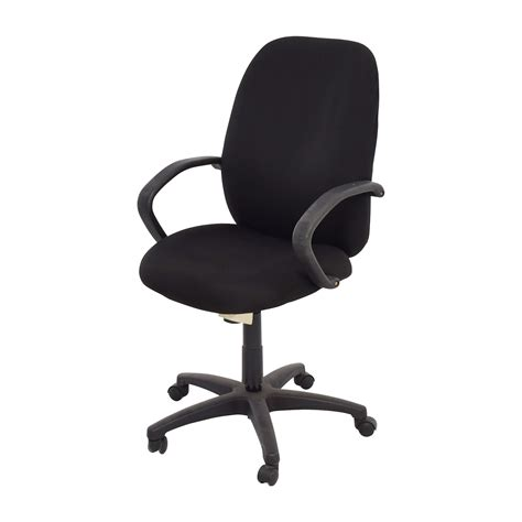 Office Chairs Black by 80 Black Swivel Office Chair Chairs