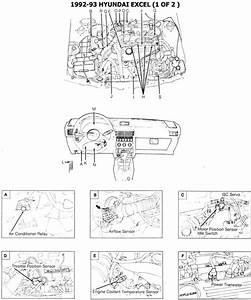 1993 Hyundai Excel Owners Manua