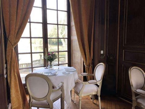 Louis xi often stays at ermenonville castle. Château d'Ermenonville - Restaurant - La Table du Poète