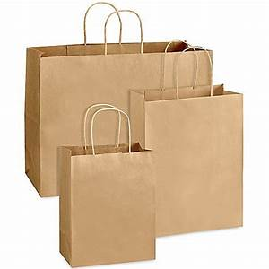 Paper Bags, Brown Paper Bags, Paper Bags with Handles in ...