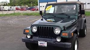 2000 Jeep Wrangler Review