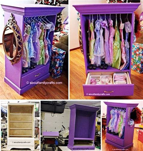 turn   dresser    girls dress  armoire