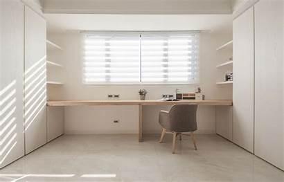Minimalist Interior Loft Oliver Minimal Office Simple