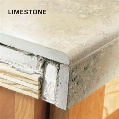bullnose tile countertop edge for the home
