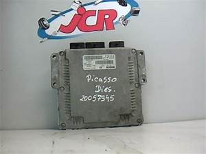 Calculateur Citroen Xsara Picasso Phase 1 Diesel