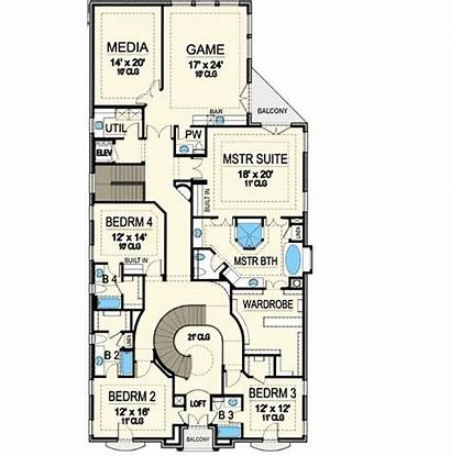 Plan Architecturaldesigns Upstairs Ways Three Plans Into