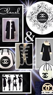 Chanel collage - by @staceylangner   Chanel lover, Chanel ...