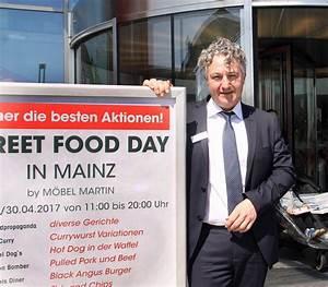 Möbel Martin Hechtsheim : m bel martin chef peter metzger sehr zufrieden mit dem streetfood day ~ Watch28wear.com Haus und Dekorationen