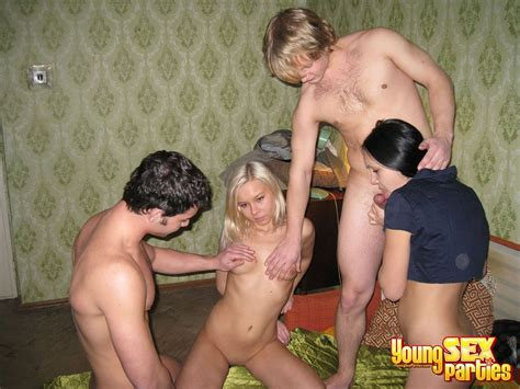 Young Sex Parties Great Young Sex Party Photo Album By