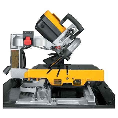 Dewalt Tile Saw With Stand by Dewalt D24000 Tile Saw With Tiling Saw Stand D240001