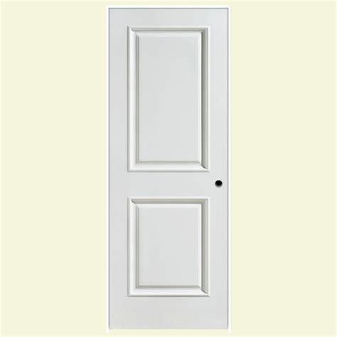home depot 2 panel interior doors masonite 24 in x 80 in palazzo smooth 2 panel