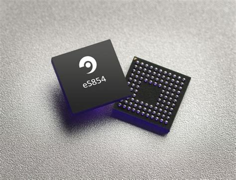 audience announces es800 voice audio processors
