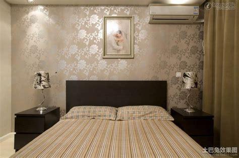 wallpaper  kamar tidur desain rumah arsitek
