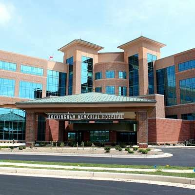 rockingham memorial hospital facility dynamics