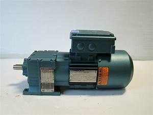 Sew 2hp 73rpm Motor  U0026 Gearbox