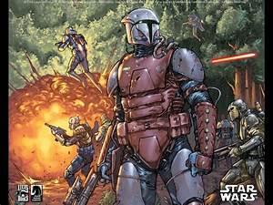 Bounty Hunters - Star Wars Wallpaper (5191158) - Fanpop