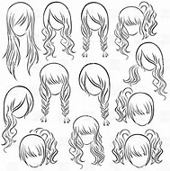 Emejing Hairstyle Coloring Pages Contemporary - Triamterene.us ...