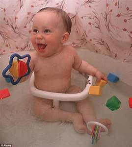 Warning over baby bath seats and leaving children for Bathroom accidents in older children