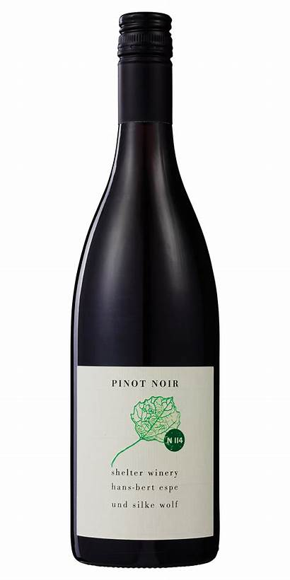 Shelter N114 Noir Winery Pinot Thuis