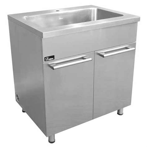 stainless steel kitchen sink cabinet stainless steel sink base cabinet with built in garbage 8262