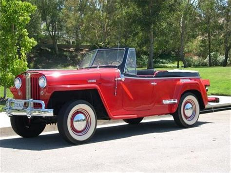 1948 willys jeepster 1948 willys jeepster jeep vj 1948 1950 pinterest