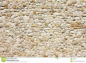Mur De Pierre Intérieur Prix : grand mur en pierre image stock image du d cor cadre ~ Premium-room.com Idées de Décoration