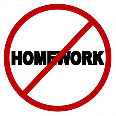 Why Don't Our Candidates Pledge No Homework?  Parent To