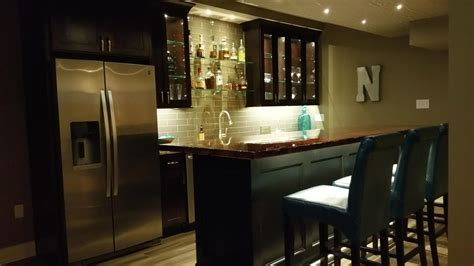 wet bar project rva remodeling llc