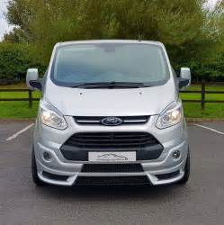 Ford Transit Custom Tourneo Front Bumper Look New