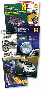 Haynes Repair Manuals On Sale For Autos  Motorcycles