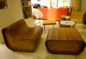 Wood Slat Furniture