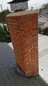 Chimney Repair Job