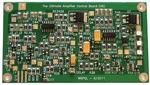 Amplifier Control Board