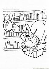 Library Coloring Pages sketch template